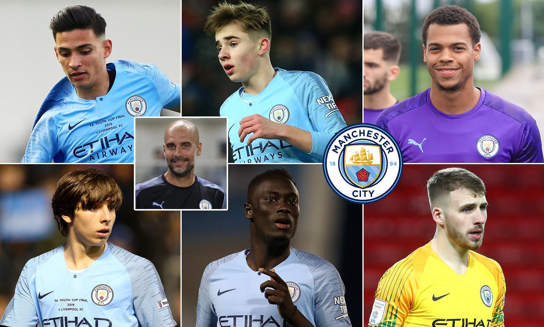 Thiếu hụt nhân lực trong đội Man City