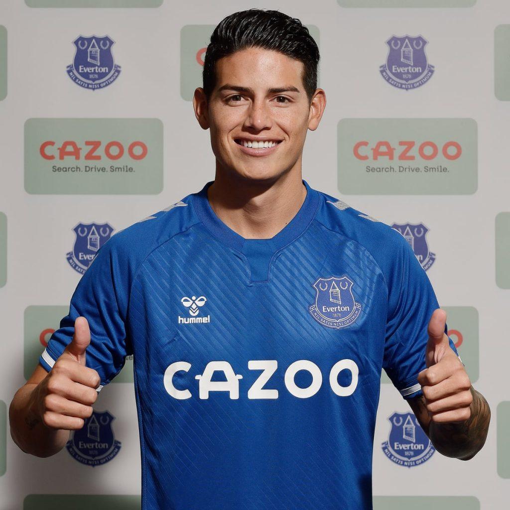 MU và Arsenal trong cuộc đua tranh giành cái tên James Rodriguez