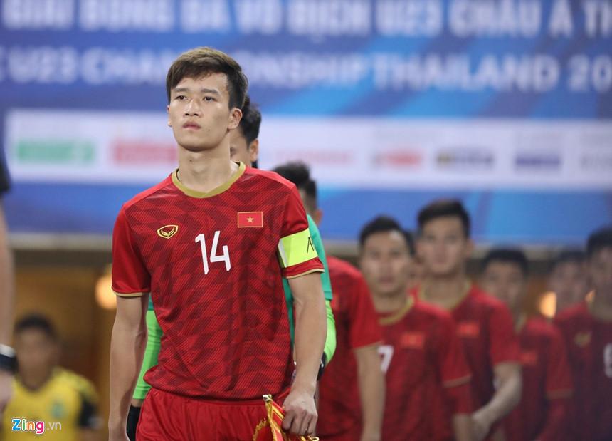 HLV Nguyễn Quốc Tuấn chính thức chốt lại danh sách U22 Việt Nam
