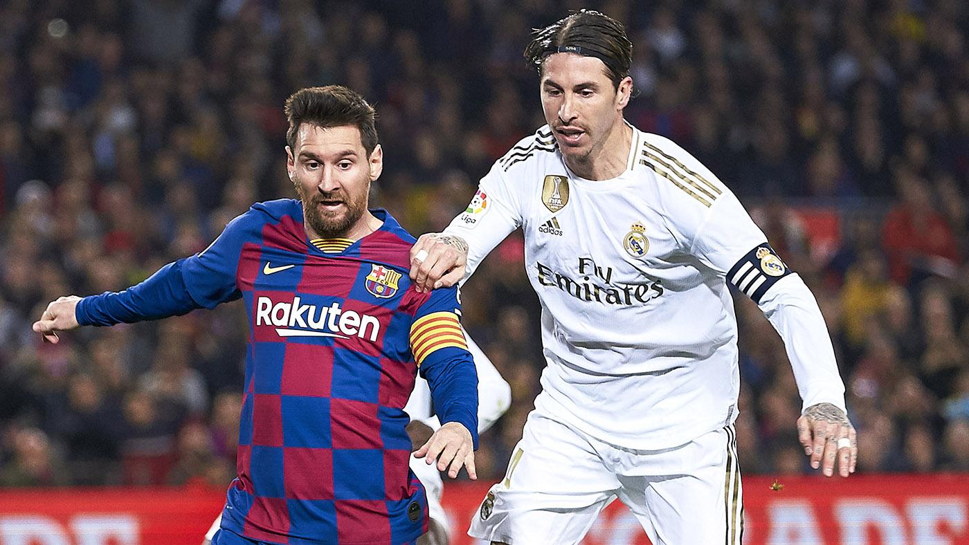 Sẽ thế nào nếu Ramos và Messi cùng gia nhập PSG?