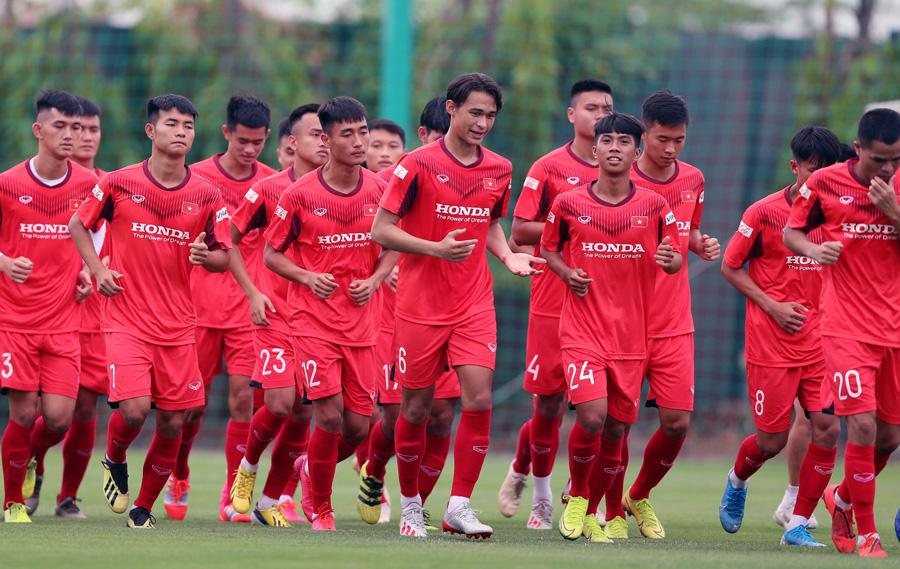 HAGL áp đảo trong danh sách U22 Việt Nam tập trung SEA Games 31